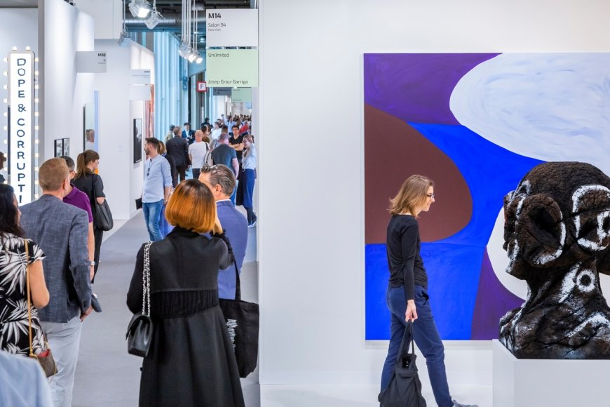 Art Basel in Basel 2018 © Art Basel