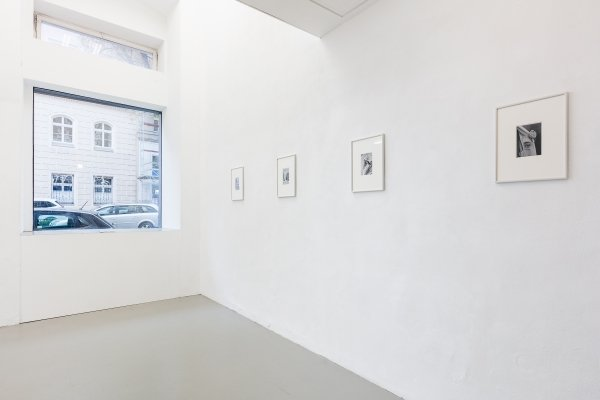 Installation view from the exhibition Autumn Sale of Dreams and Love by Haus der Matsubara feat. Kazuna Taguchi at Significant Other, Vienna, 2019