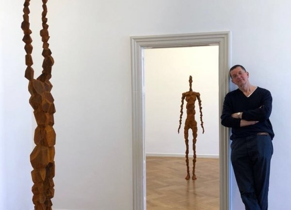 Antony Gormley © PARNASS