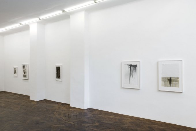 Birgit Jürgenssen, 2019, Ausstellungsansicht, Galerie Hubert Winter | Courtesy Galerie Hubert Winter, Wien