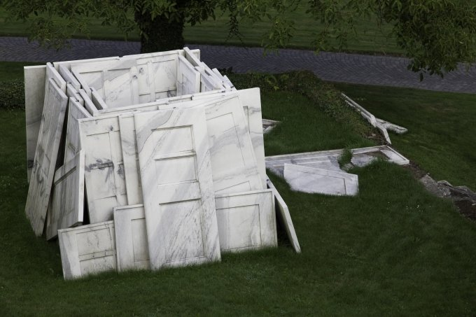 Ai Wei Wei, Junkyard Monument | Sigg Collection | Foto: David Burns