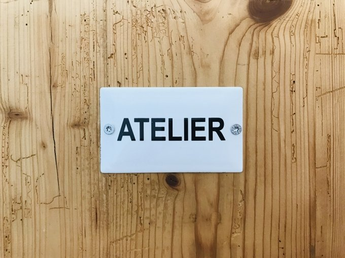 Clemens Hollerer, Atelier © by the artist