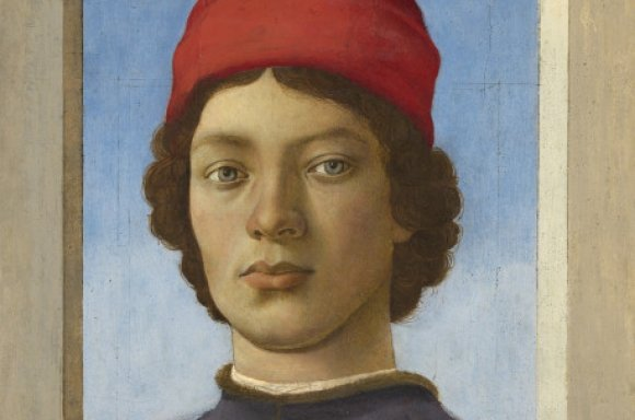 Filippino Lippi Bildnis eines jungen Mannes, um 1485 © Courtesy National Gallery of Art, Washington, Andrew W. Mellon Collection