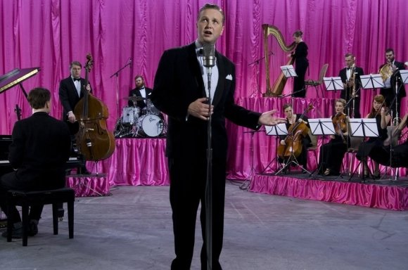 Ragnar Kjartansson God, 2007/ Single Channel Video/ 30 minutes/ Courtesy of the artist, Luhring Augustine, New York and i8 Gallery, Reykjavik, © Rafael Pinho