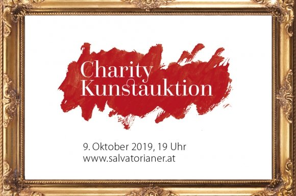 Charity Kunstauktion der Salvatorianer 2019