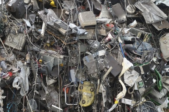 E-Waste Recycling Immark/ZH © / Foto: Forschungsteam Times of Waste